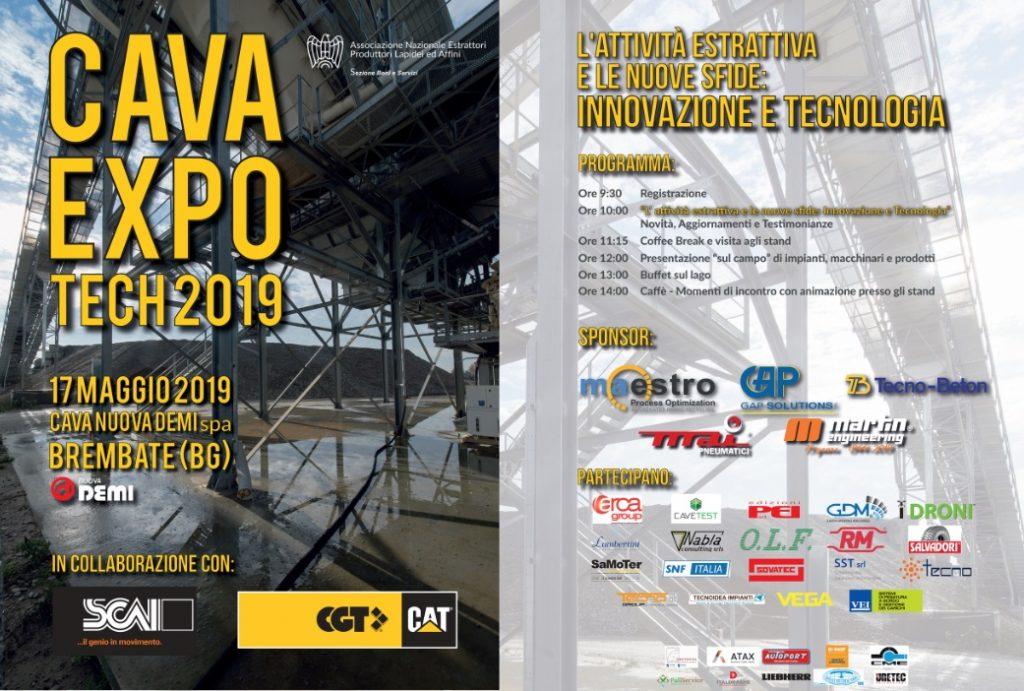 CAVA EXPO TECH 2019